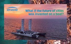 Energy Observer sailing