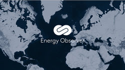 Energy Observer Map Logo