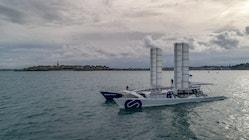 Energy Observer quitte St Malo, cap sur Tokyo