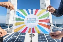Energy Observer Sustainable Development Goals flag
