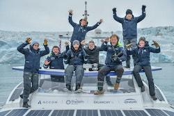 Energy Observer Team Crew Spitsbergen 2019