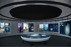 Energy Observer exhibition mockup
