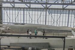Energy Observer first shipyard
