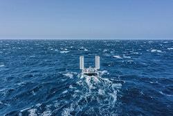 Sailing through the Caribbean Sea