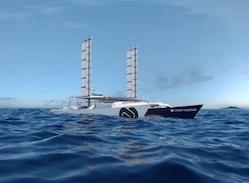 Image 3D d'Energy Observer avec les Oceanwings®