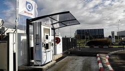 Picture of the  Air Liquide Orly's H2 station