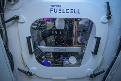 Energy Observer Fuel Cell