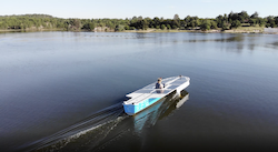 Picture of Solar boat