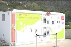 Myrte Energy Storage platform