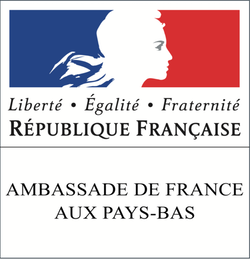 Logo French Embassy in the Netherlands