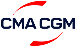 CMA CGM Logo in colors