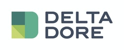 Logo DELTA DORE en couleurs