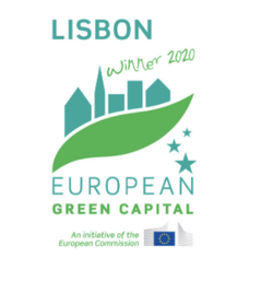 Logo Lisbon European Green Capital