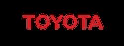 Logo toyota rouge