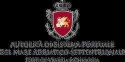 Logo Autorita di sistema portuale del mare