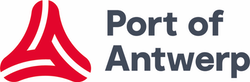 Logo of the port of Antwerp