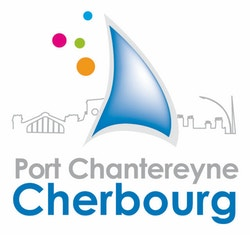 Port Chantereyne cherbourg logo