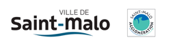 Logo of Saint-Malo city