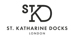 Logo of St Katharine Docks