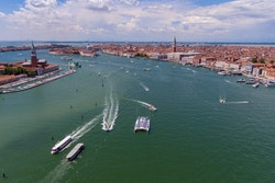 Picture of Energy Observer in Venice