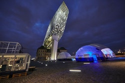 Picture of the EO exhibition in Antwerp