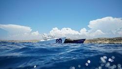 Energy Observer sails