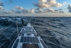 Picture of Energy Observer in the Golfe de Gascogne
