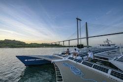 Navigation dans le Canal de Panama