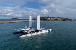 Energy Observer has arrived in Saint-Malo for the end of its European Odyssey