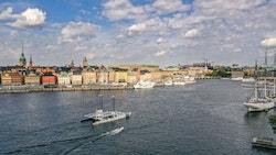 Energy Observer in Stockholm