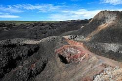 Vulcano Sierra Negra, Galapagos