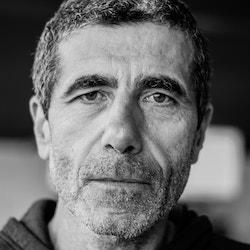 Portrait of Gérard Rumen
